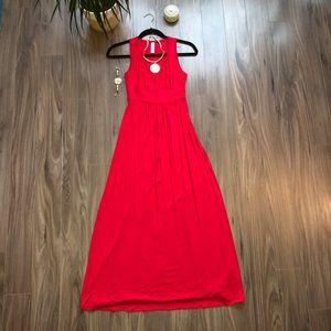 LOVEAPELLA Midi Dress EUC
